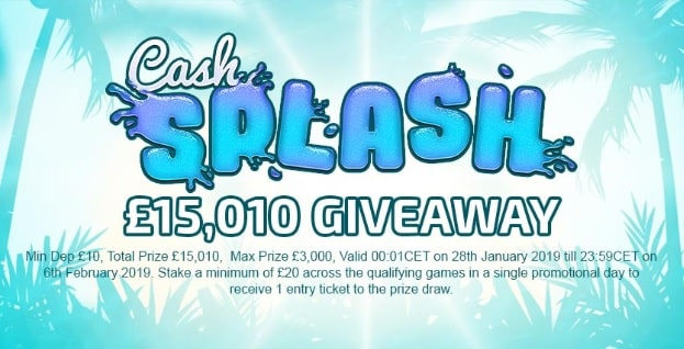 mRiches Casino Promotion