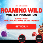 Roaming Wild: Winter Promotion by NextCasino