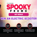 The Spooky Promo is coming to NextCasino