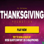 NextCasino and the Thanksgiving Promotion