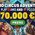 Nitro Circus Adventure with PlayAmo