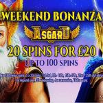 Pocket Vegas: Weekend Bonanza with Asgard