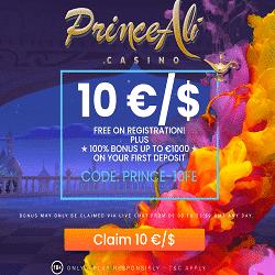 €10 Free ND