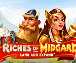 Riches of Midgard Video Slot Game