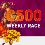 Weekly Race for €500 at casino Spinaru