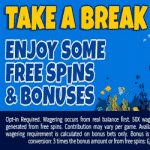 Enjoy some Free Spins & Bonuses from Spinzwin
