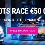 TTR Casino hosts a monthly tournament for €50K