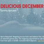 Delicious December at casino Vegas Paradise