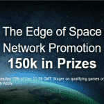 The Edge of Space: £150K from WatchMySpin
