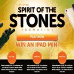Spirit of the Stones Promotion - WildSlots